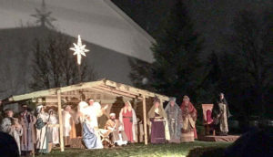 Canton Ohio Live Nativity